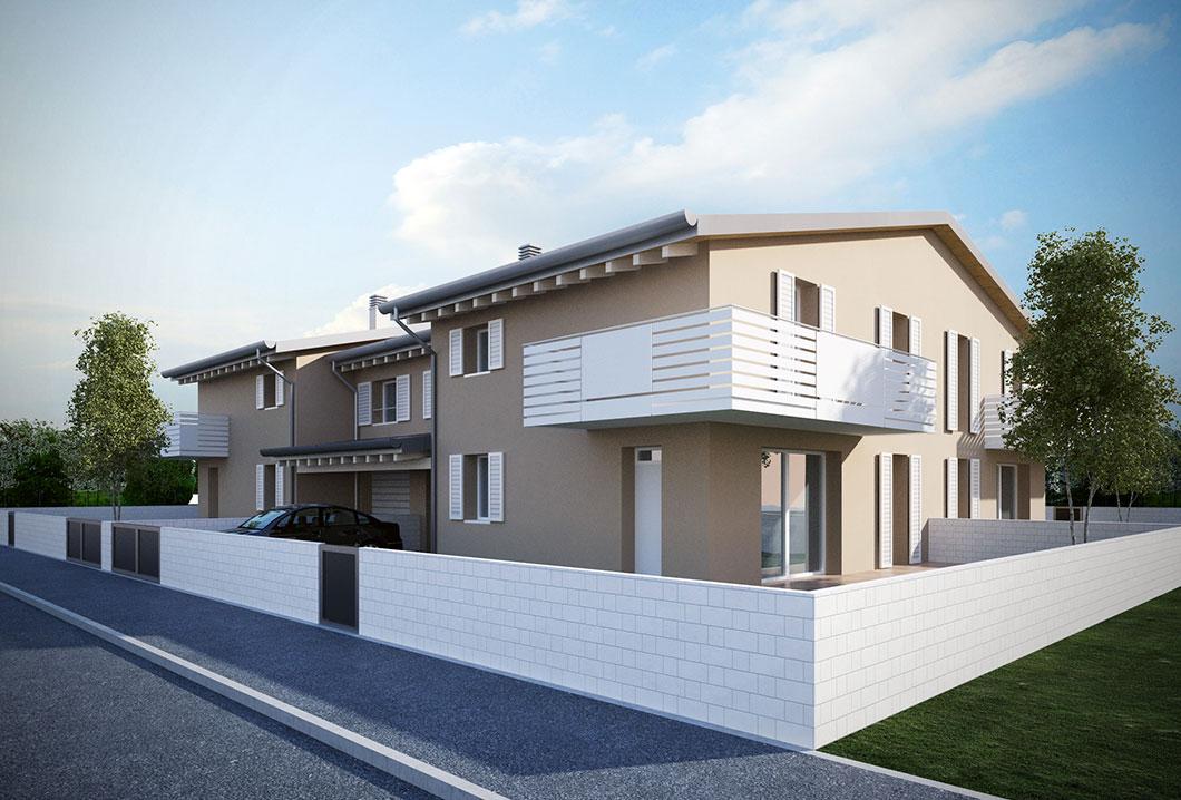 Stunning progetti esterni di case progetti case moderne for Progetto casa moderna nuova costruzione